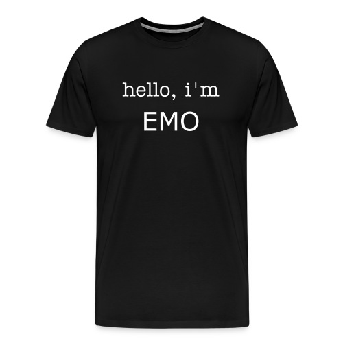 hello, i'm EMO - Men's Premium T-Shirt