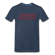 T-Shirts ~ Men's Premium T-Shirt ~ Article 2399733