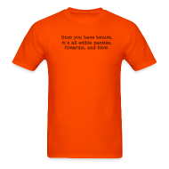 T-Shirts ~ Men's T-Shirt ~ Article 2407051