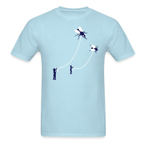 [flies] - Men's T-Shirt