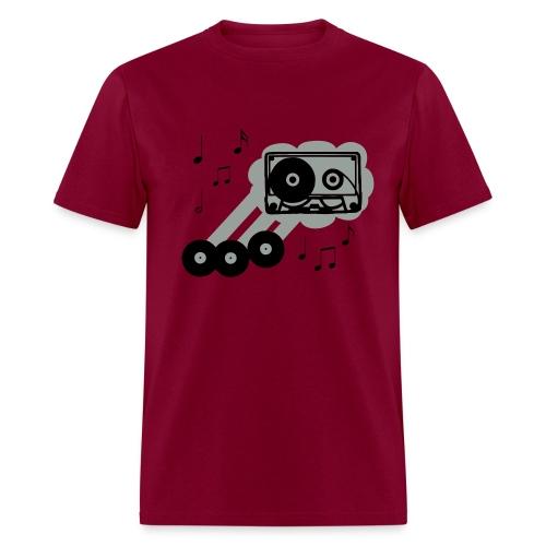 Cassette Tee 1 - Men's T-Shirt