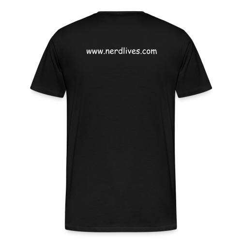 That Was Before - Black - Men's Premium T-Shirt