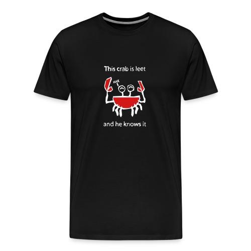 Crabs - Men's Premium T-Shirt