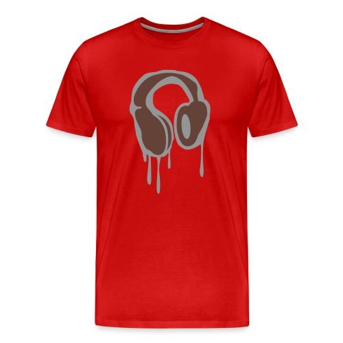 Blooded Phones - Men's Premium T-Shirt