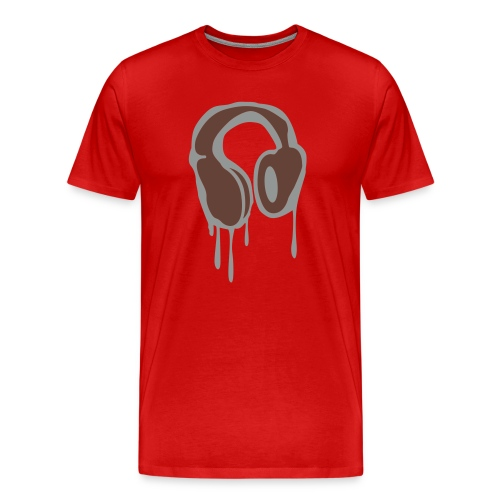 Blooded Phones - Men's Premium T-Shirt