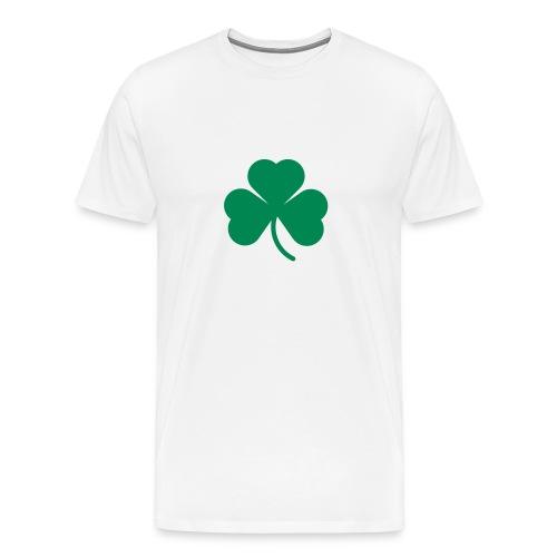 Lucky Clover Tee - Men's Premium T-Shirt