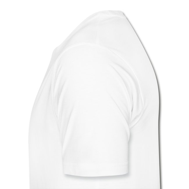you just got blazed white t-shirt