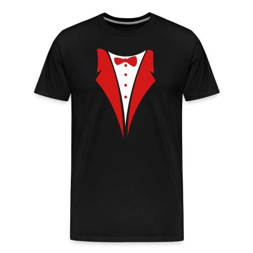 cash,grass, or formal - Men's Premium T-Shirt