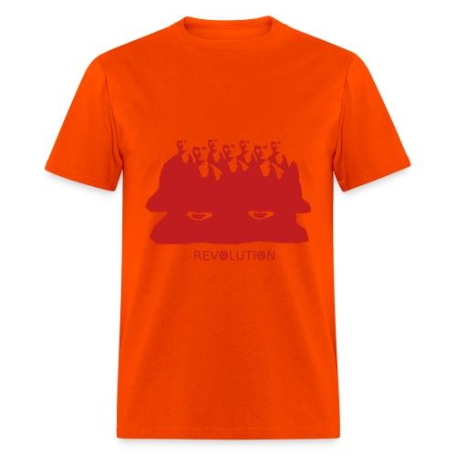 Buddhist Revolution Burma - Men's T-Shirt