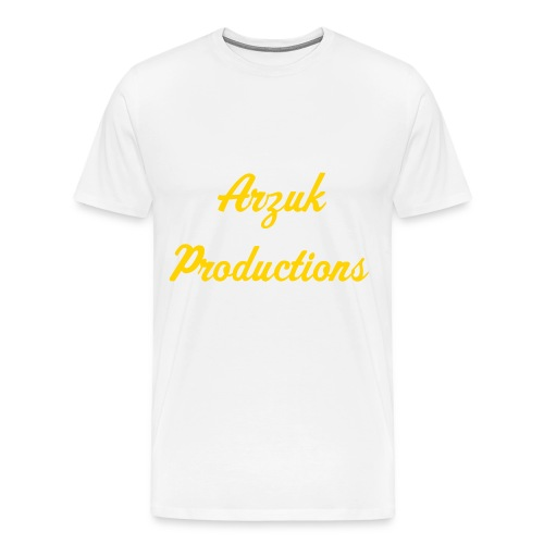 Arzuk Productions & Entertainment - Men's Premium T-Shirt