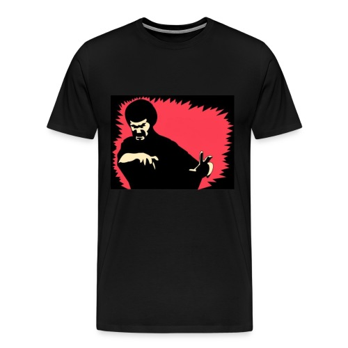 dante_red - Men's Premium T-Shirt