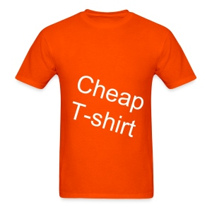 Cheap Tshirt - Men's T-Shirt