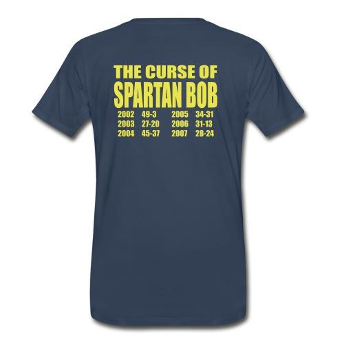 The Curse of Spartan Bob 00:01 - Men's Premium T-Shirt