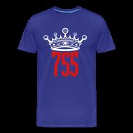 T-Shirts ~ Men's Premium T-Shirt ~ XXXL Home Run King
