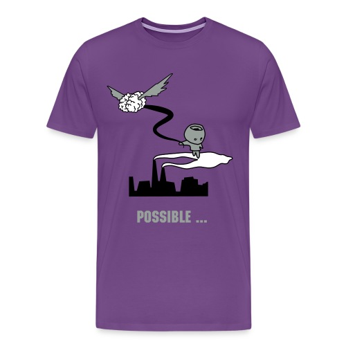 Possible - Men's Premium T-Shirt