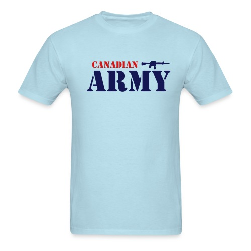 Canadian Army - Men's T-Shirt