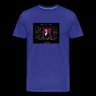 T-Shirts ~ Men's Premium T-Shirt ~ XXXL Paul Potts T-Shirt