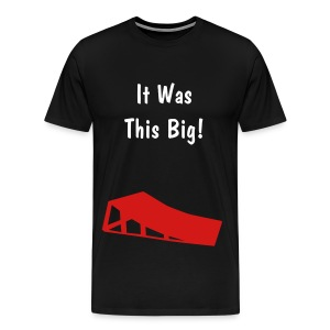 This Big Tee - Men's Premium T-Shirt