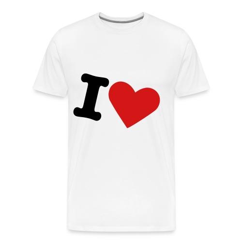 original hip hop - Men's Premium T-Shirt
