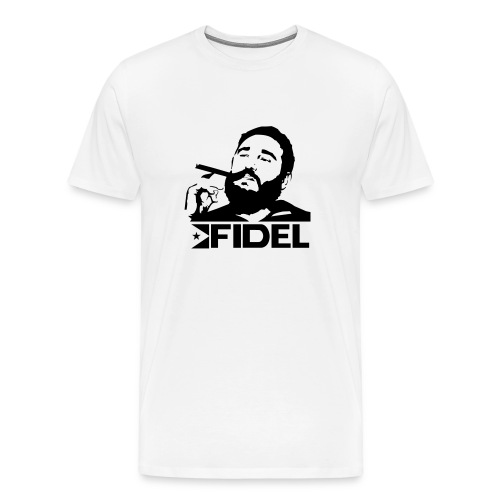 Fidel Male - Men's Premium T-Shirt
