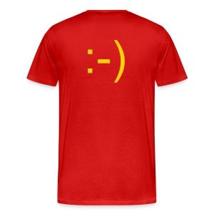 Myspace - Men's Premium T-Shirt