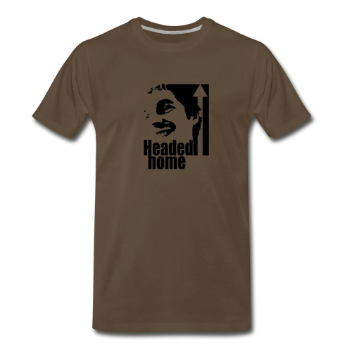 Headed Home - Men's Premium T-Shirt