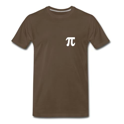 Pi Decimals - Men's Premium T-Shirt