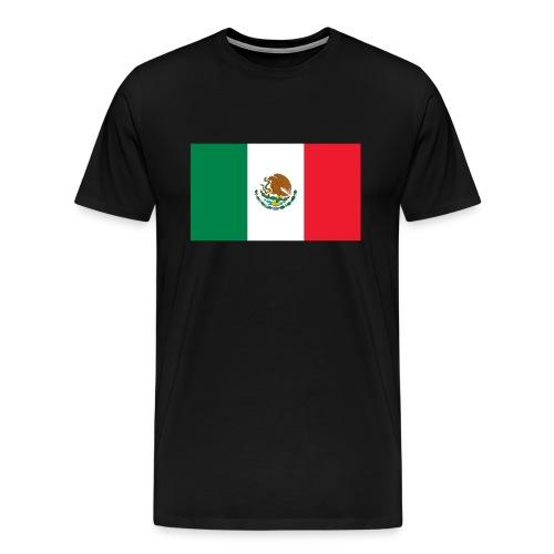 MEXICAN FLAG - Men's Premium T-Shirt