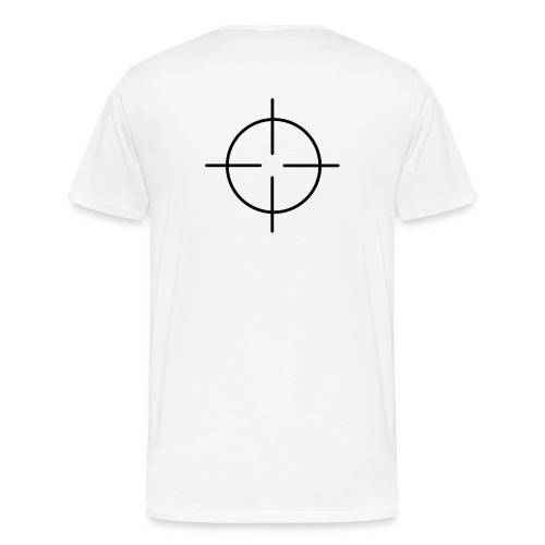 I [heart] Savage Critiques XXXL Shirt [white] - Men's Premium T-Shirt