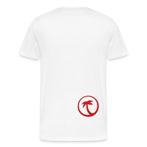 Palm Back Tee - Men's Premium T-Shirt