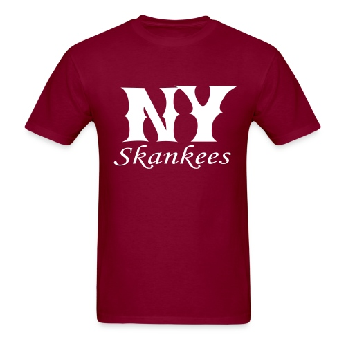 NY Skankees Tee - Men's T-Shirt