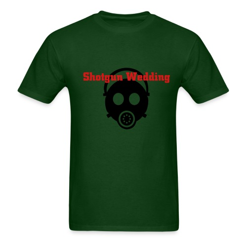 Gas Mask SW - Men's T-Shirt