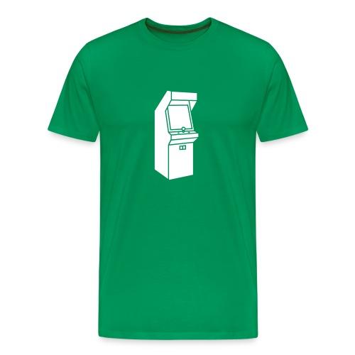Arcade Machine - Men's Premium T-Shirt