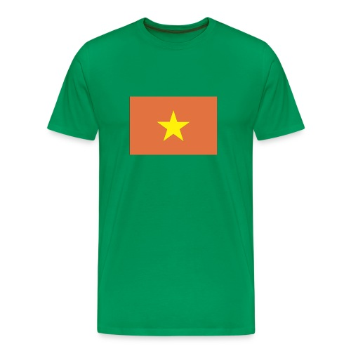 Vietnam cotton T - Men's Premium T-Shirt