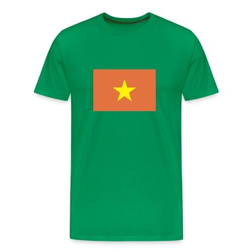 Vietnam cotton T - Men's Premium T-Shirt