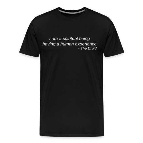 the druid shirt - Men's Premium T-Shirt