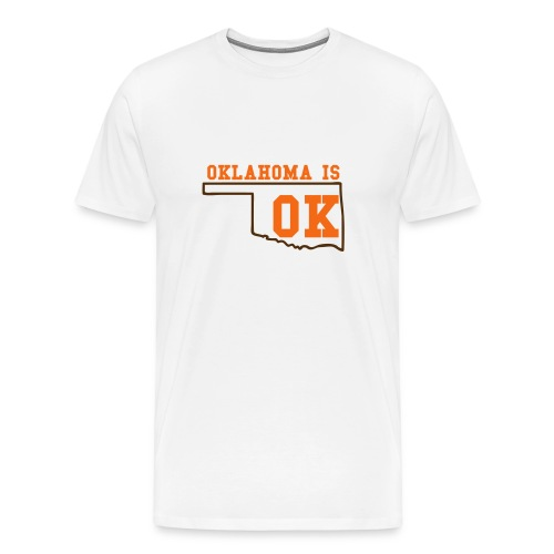 Oklahoma Natural - Men's Premium T-Shirt