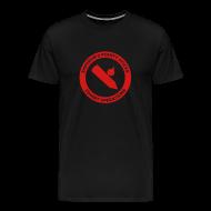 T-Shirts ~ Men's Premium T-Shirt ~ Covert Black