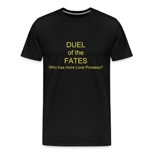 Duel of the Fates T-Shirt - Men's Premium T-Shirt