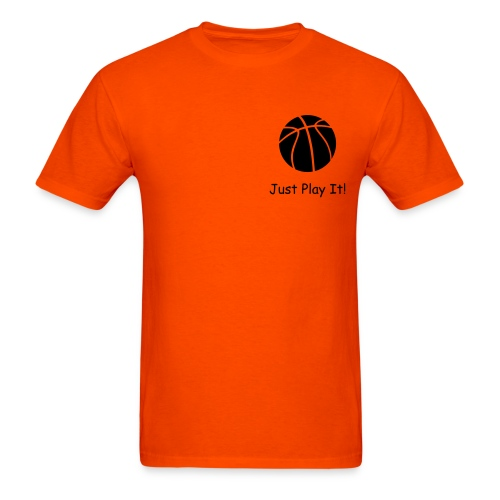 Just Play It! (Ball) - T-shirt pour hommes