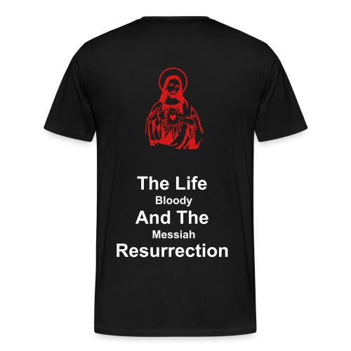 Bloody Messiah - Men's Premium T-Shirt