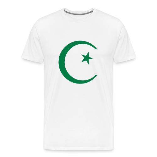 Cresent Nature - Men's Premium T-Shirt