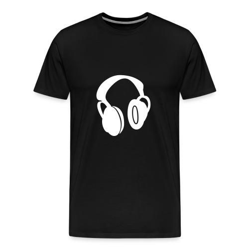 WA-headphones - Men's Premium T-Shirt