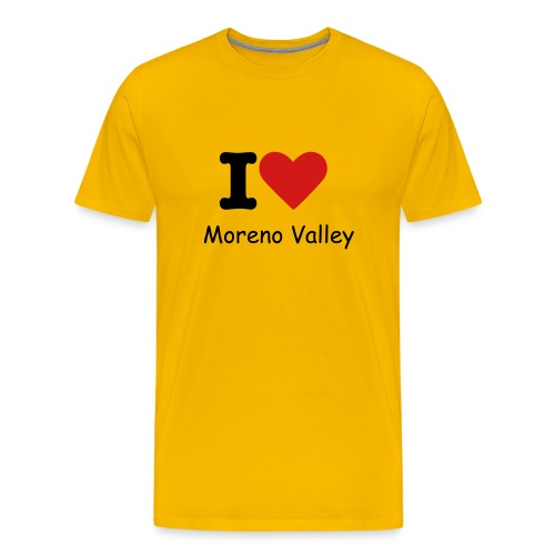 Moreno Valley - Men's Premium T-Shirt
