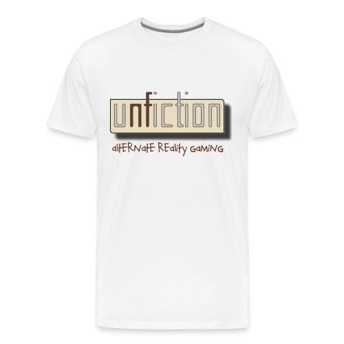 Men's Heavyweight Logo Tee - Men's Premium T-Shirt