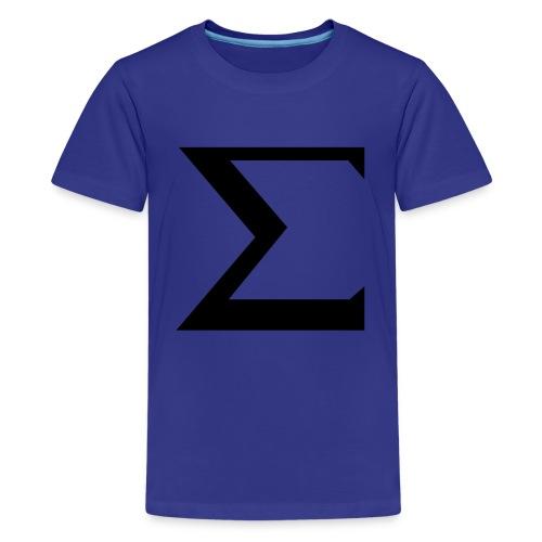 E shirt - Kids' Premium T-Shirt