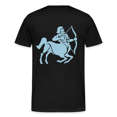 Sagittarius  much? - Men's Premium T-Shirt