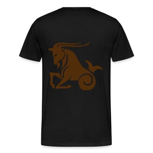 Capricorn much? - Men's Premium T-Shirt