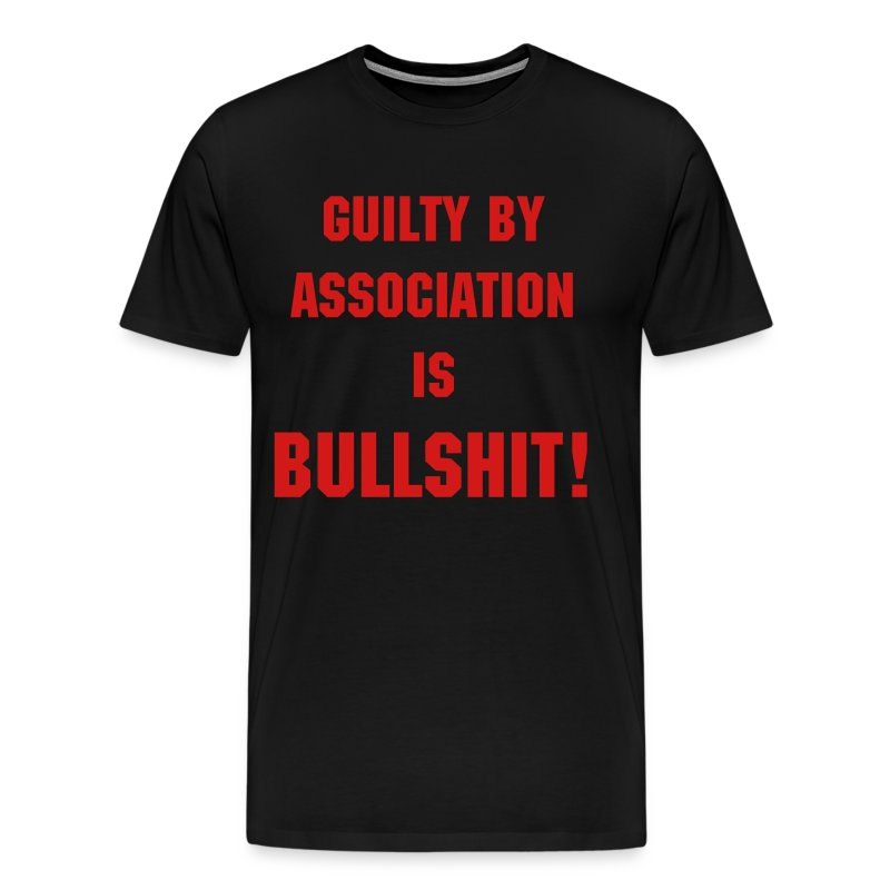 GUILTY 3XL T-Shirt - Men's Premium T-Shirt