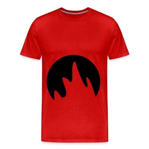 Lava - Men's Premium T-Shirt